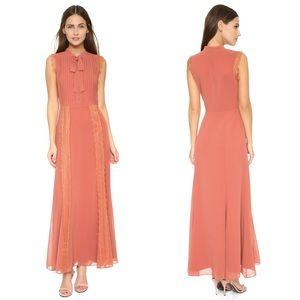 NEW Tularosa Ray Fringed Lace Maxi Dress